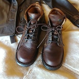 Born Lace Up Combat/Hiking Boots